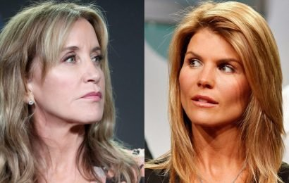 Felicity Huffman, Lori Loughlin among 50 snared in elite college cheating scam, authorities say