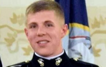 Missing Marine's SUV found, crews continue search ahead of late-winter storm, authorities say