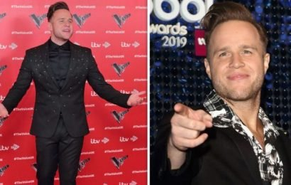 Olly Murs: 'What's wrong with that?' The Voice coach on 'liking' Love Island star