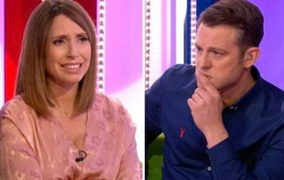 Alex Jones: 'I didn't realise' The One Show host left stunned by shock deaths