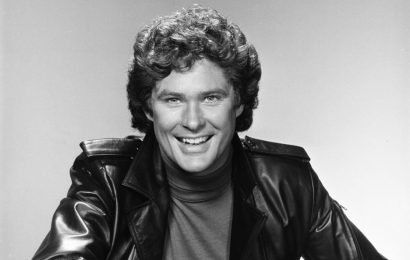 Knight Rider the movie coming soon to cinemas – says the Hoff