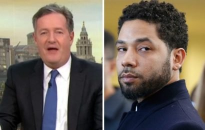 Piers Morgan brands Empire actor Jussie Smollett a 'liar': 'Come and sue me'