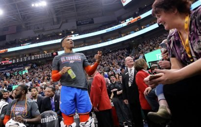 Russell Westbrook Says Utah Jazz Fan Made 'Racial' Taunt That Led to Confrontation