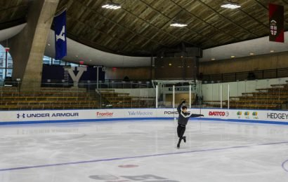 Nathan Chen's Yale Juggling Act