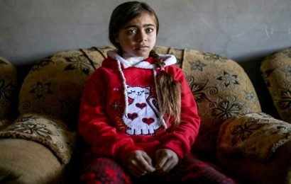 Gaza girl awaiting surgery reunited with her mother in West Bank