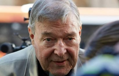 Ex-Vatican treasurer Cardinal George Pell gets 6 years in jail for sexually abusing choir boys