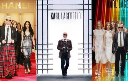 The life and times of Lagerfeld: our fashion editor remembers his legacy