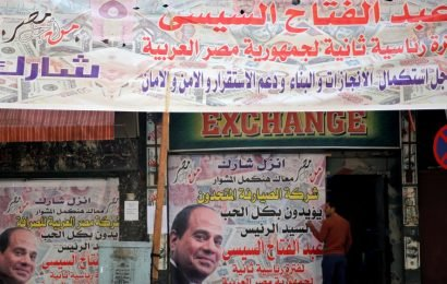 How Egypt targets 'fake news' ahead of elections