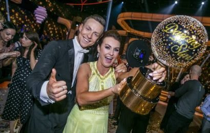 'Everyone told me I shouldn't do it' – Mairéad wins Glitterball trophy