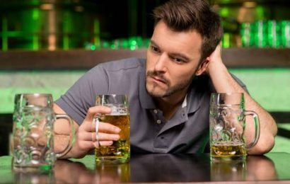 Ask Brian: When I drink I get the urge to cheat on my girlfriend with men