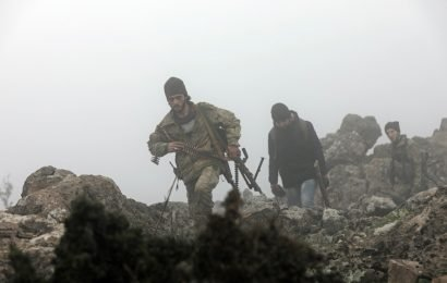UN 'deeply alarmed' about civilians deaths in besieged Afrin