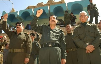 Saddam's party: What's left today