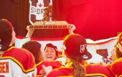 Guelph Gryphons capture first-ever national title in women's hockey