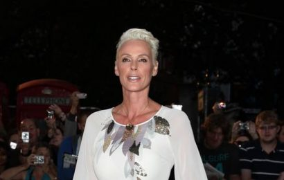 'Never say never' – Brigitte Nielsen (55) says she'd love to have another baby