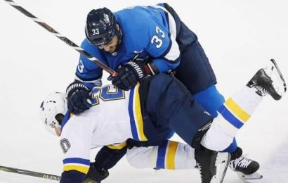 Injured Winnipeg Jets showing steady recovery, coach says