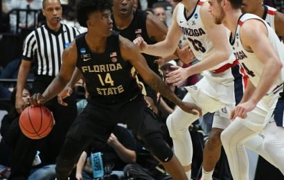 Gonzaga Resists Florida State's Rugged Play to Get N.C.A.A. Tournament Revenge