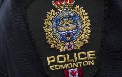 Edmonton police officer charged with assault