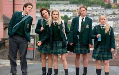 'I know everybody feels this, especially girls, but I'm scared that I'm going to get found out' – Derry Girl Saoirse
