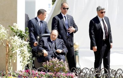Algeria's Bouteflika will not run for a fifth term