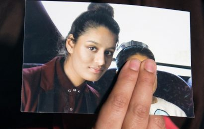 Jihadi fighter husband of British IS teenager wants to take her to Netherlands: BBC
