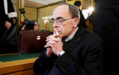 French cardinal convicted of covering up sex abuse allegations