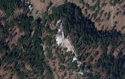 Satellite images show buildings still standing at Indian bombing site