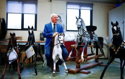 Fit for a prince or princess: making rocking horses for royals