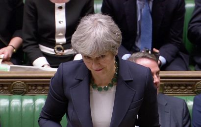 British lawmakers reject no-deal Brexit in any circumstance