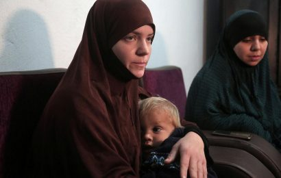 Exclusive: Two Belgian women, renouncing Islamic State, fear kids will never go home