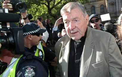 Australia's Cardinal Pell sentenced to six years jail for sexually abusing choir boys