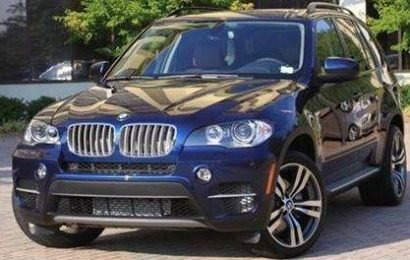 Northumberland locate stolen BMW in Hastings