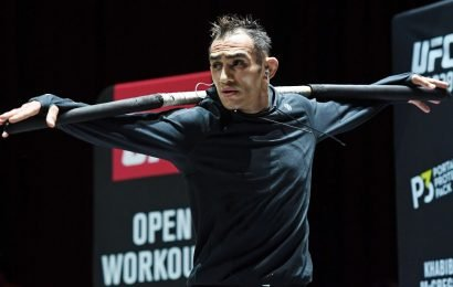 Tony Ferguson's Wife Files Restraining Order Following Multiple Incidents With Police