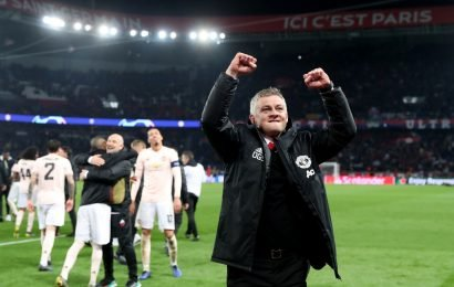Now Ole Gunnar Solskjær Has A Chance To Prove He's The Real Deal