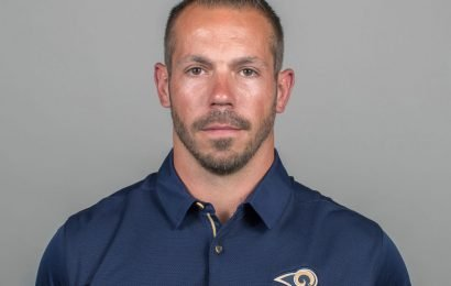 """Rams' """"Get-Back Coach"""" Has Been On Leave Since January After Being Charged With Sexual Battery"""