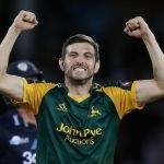 Harry Gurney signs white-ball deal with Nottinghamshire