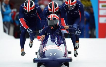 Team GB's bobsleigh team win Winter Olympics bronze five years after Sochi 2014 due to Russian doping
