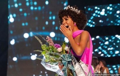 Kaliegh Garris Thanks Her 'Support System' for Miss Teen USA 2019 Win