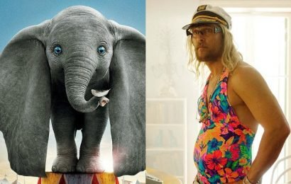 Box Office: 'Dumbo' Underperforms as Matthew McConaughey Hits Career Low With 'Beach Bum'