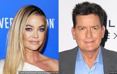 Denise Richards Breaks Down in Tears While Recalling Charlie Sheen Marriage