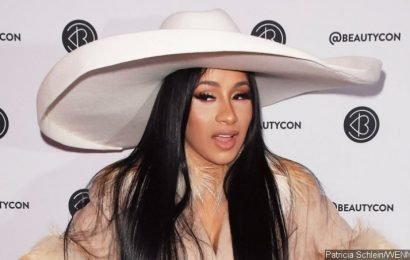 Cardi B Vents Frustration at 'Biased' Blog for Reporting Negative Stories