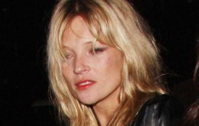 Kate Moss admits booze and drug-fuelled past – but insists she never did heroin