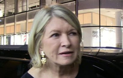 Martha Stewart Freaked Out By Anti-Fur Activist, Cancels Book Signing