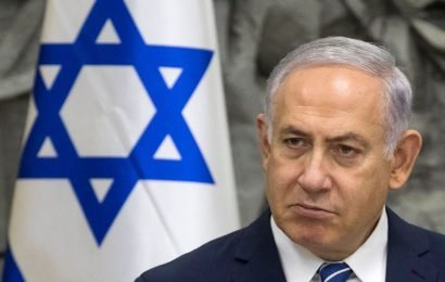 Israel election balanced on a knife edge as Netanyahu tries to cling to power