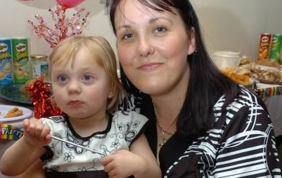 Mum shares heartwarming 'best present' from daughter, 2, who died in her arms