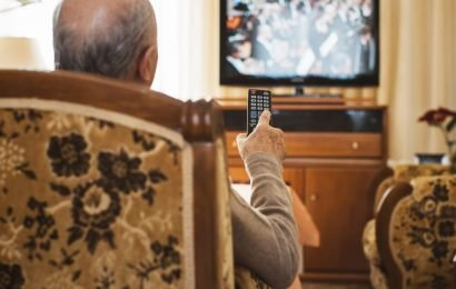 Dr Miriam Stoppard: Free TV licence vital for lonely pensioners