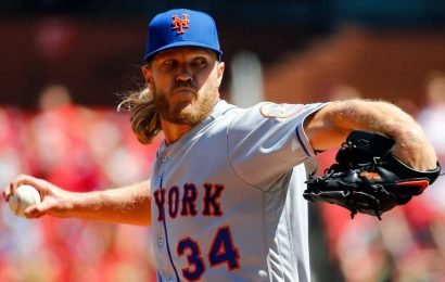 It's time for Noah Syndergaard to made good on his words