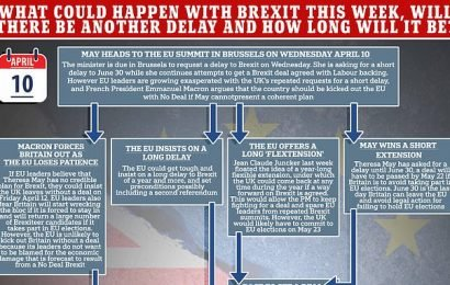 How a No Deal Brexit COULD happen this week