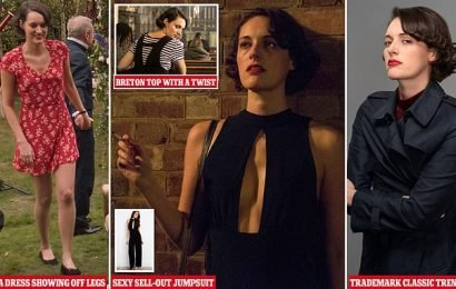 Fleabag, the new fashion icon who gets it so wrong, it's right!