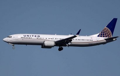 United Airlines cancels Boeing 737 Max through July amid safety checks
