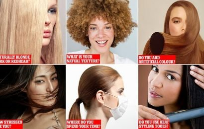 The definitive test to show how often YOU should wash your hair